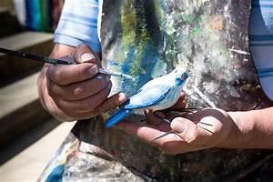Künstler Aus Köln : k nstler bemalt vogel aus keramik bilder und fotos creative commons 2 0 ~ Markanthonyermac.com Haus und Dekorationen