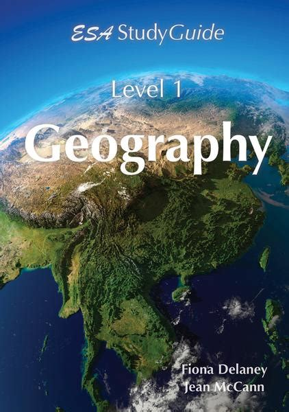 Level 1 Geography Study Guide – ESA Publications