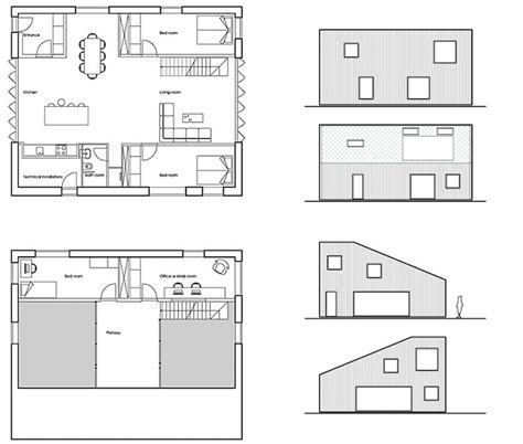 house plans with open floor design container house