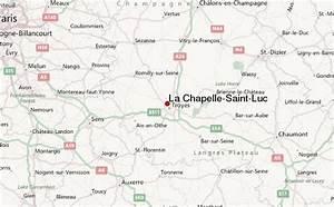 La Chapelle St Luc : la chapelle saint luc weather forecast ~ Medecine-chirurgie-esthetiques.com Avis de Voitures