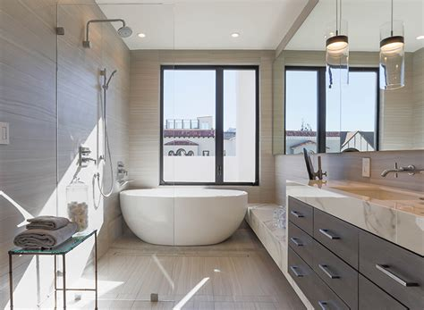 Spa Like Bathrooms  Kitchen Bath Trends
