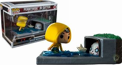 Funko Pop Pennywise Gutter Moments Movie Vinyl