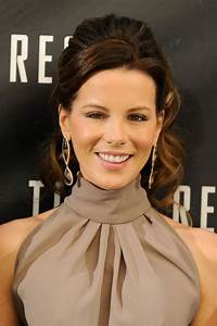 KATE BECKINSALE at Total Recall Photocall in Beverly Hills ...