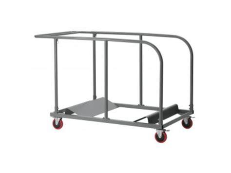tables pliantes pour collectivites chariot pour tables pliantes poly 233 thyl 232 ne contact guichard collectivites