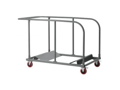 chariot pour tables pliantes poly 233 thyl 232 ne contact guichard collectivites