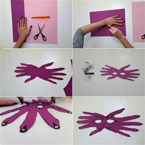 faschingsdeko basteln mit kindern faschingsdeko teil 3 lustige masken