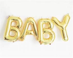best 25 baby shower balloons ideas on pinterest baby With hobby lobby mylar letter balloons