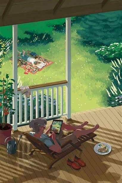 Mock Rebecca Animated Illustrations Friday Beautifully Roundup
