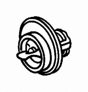 Dodge Intrepid Engine Coolant Thermostat