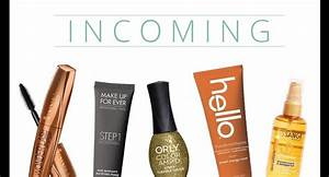 INCOMING: New Products from Dessange Paris, Rimmel London ...