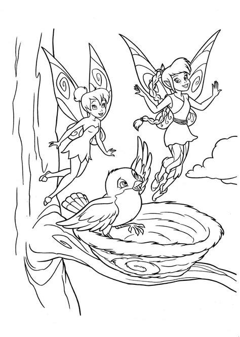 tinkerbell desenhos  colorir
