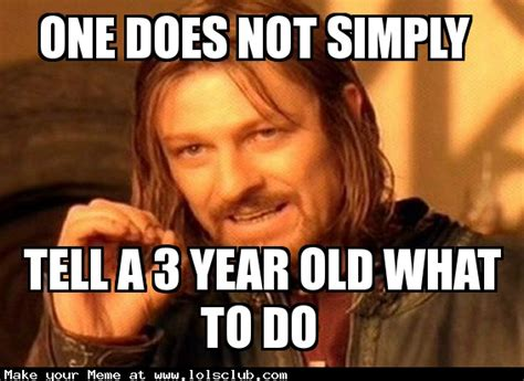 One Does Not Simply Meme Picture - lol s club 187 laugh out loud s club 187 one does not simply meme