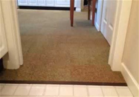Johnsonite Carpet To Tile Transition Strips by Johnsonite Vinyl Transition Adaptors