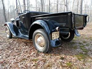 Purchase Used 1930 Ford Model A Roadster Pickup Jalopy