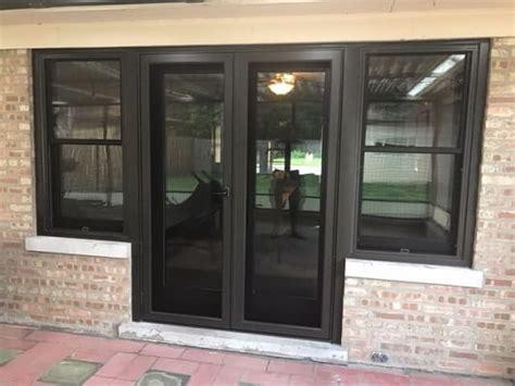 unique patio door window combination
