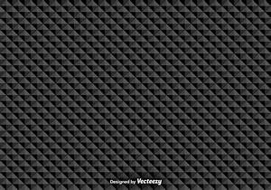 Vector patrón transparente con triángulos negros Descargue Gráficos y Vectores Gratis