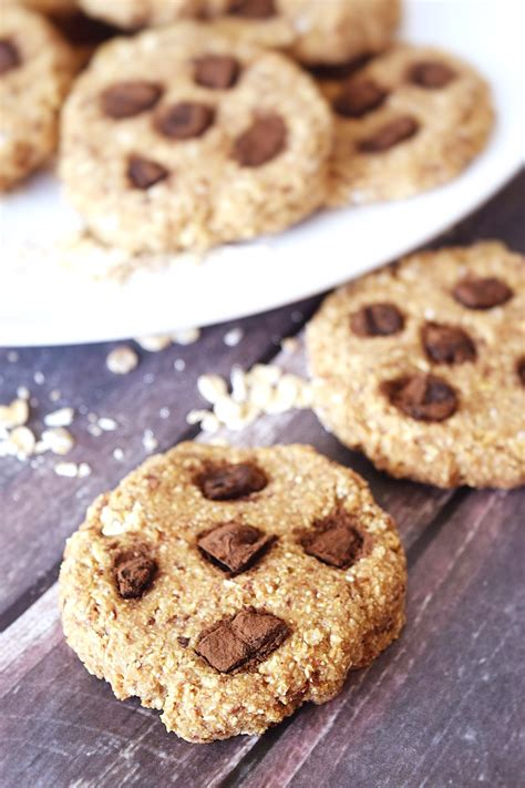 vegan chocolate chip cookies vegan chocolate chip cookies beaming banana