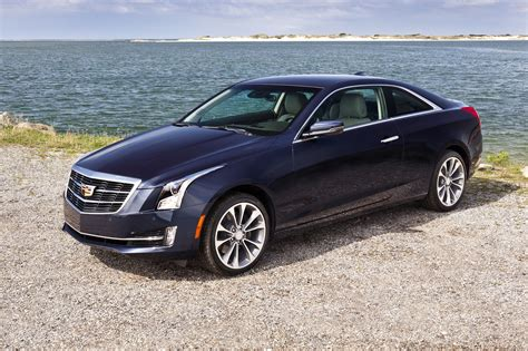 cadillac ats coupe  specs engines reveal