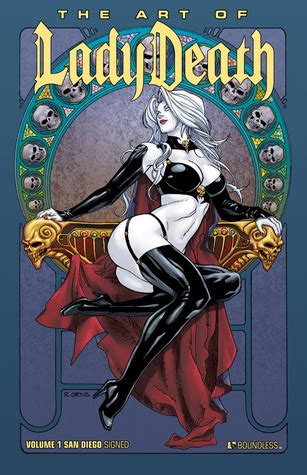 art  lady death  brian pulido