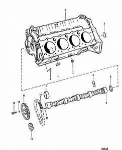 Marine Parts Plus Mercruiser Serial 228 4 Bbl  Gm 305 V