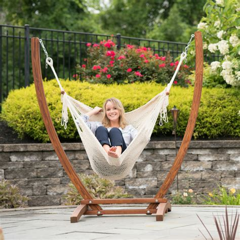 Hammock Chair With Stand by Hammock Chair Stand Wholestory