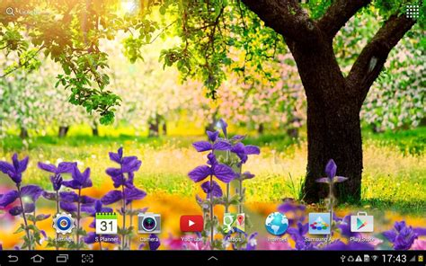 Animated Wallpaper Apk - nature live wallpaper apk free