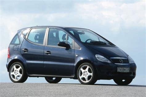 a klasse mercedes gebraucht gebrauchtwagen test mercedes a klasse 1997 2004 autobild de