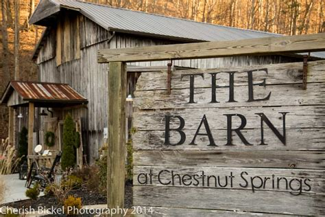 The Barn At Chestnut Springs by Mcmahan Wedding Sevierville Wedding Photographer The