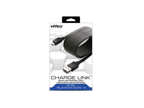 charge link  playstation nyko technologies