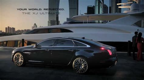 New Jaguar Xj 2013 Ultimate Commercial Your World