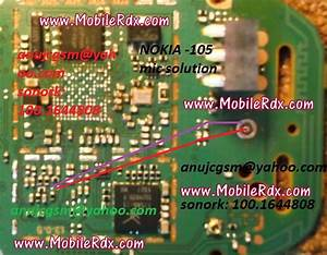 Nokia 105 Mic Diagram