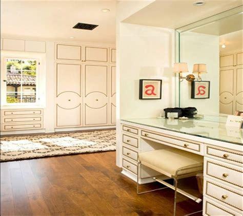 cococozy design idea nailhead trim on closet doors and