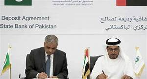 PAK, UAE sign USD 3 billion bailout package - India Post ...