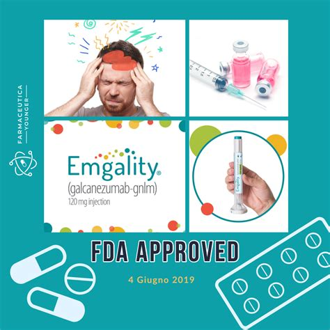 As we told you that the legality is conditional. FDA APPROVAL - Emgality | Farmaceutica Younger