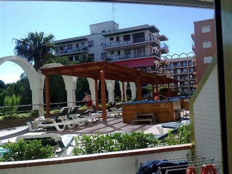 view from balcony picture of hotel golden port salou salou tripadvisor