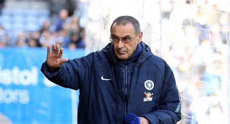 Maurizio Sarri Closing In On Juventus Managerial Post ...