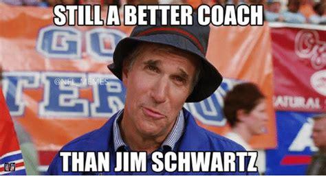 stilla better coach than jim schwartz nfl meme on sizzle