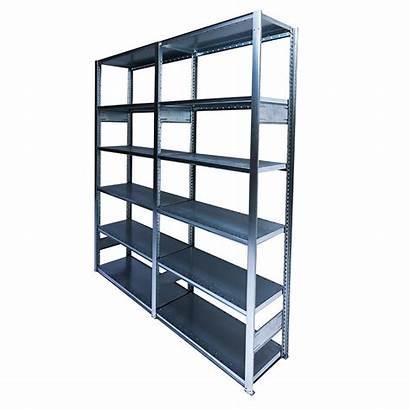 Shelving Deep Shelves Metal Open Boltless 600mm