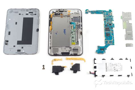 Cracking Open The Samsung Galaxy Tab 2 7.0