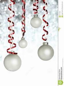 Christmas Ornaments Lights Balls Hanging Christmas Ornaments Stock Image Image Of Festive