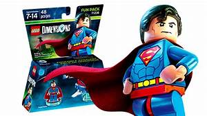 Travis Willingham as Superman in Lego Dimensions (Dialogue ...