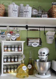 organizing small kitchen 5 gal storage rack space savers 1274