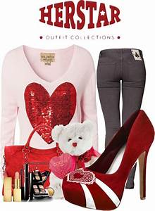 15 Outfits For Casual Valentineu0026#39;s Day