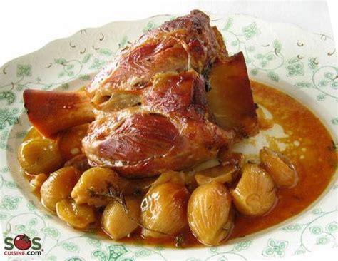 comment cuisiner un jarret de veau jarret de veau cuit lentement avec romarin échalotes et