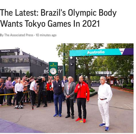 巴西奥委会呼吁将东京奥运会推迟到2021年举行_其他_新浪竞技风暴_新浪网