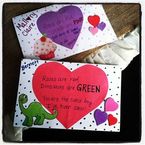 Kids Valentine's Day Poems