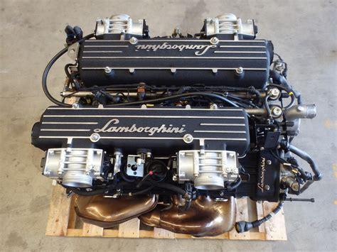 lamborghini engine lamborghini murcielago roadster 2005 6 2l complete engine