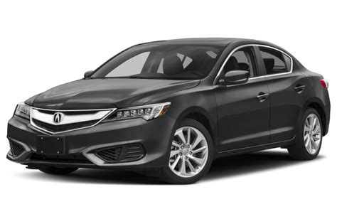 2017 Acura Ilx Premium Package 4dr Sedan Information