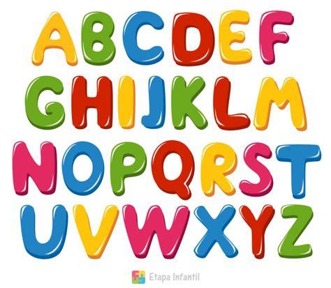 ensenar de forma divertida el abecedario   nino etapa