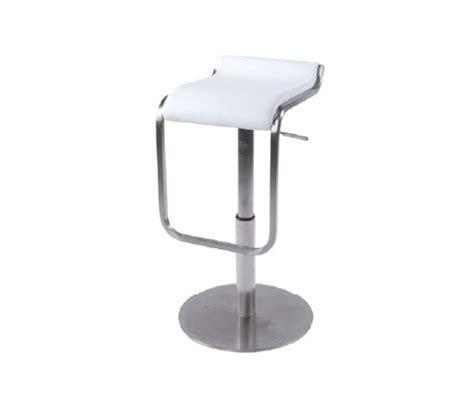 tabouret de bureau ergonomique tabouret de bar blanc en cuir haute qualité